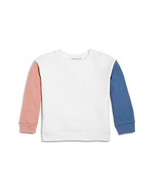 Michelle by Comune Girls Kendall ColorBlock Sweatshirt  Big Kid