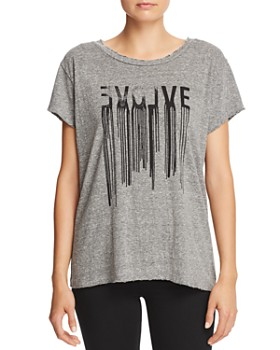 Current/Elliott - The Relaxed Graphic Tee