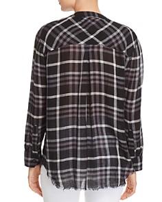 Rails - Redding Frayed Plaid Shirt