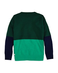 Scotch Shrunk - Boys' Color-Block Textured Sweater - Little Kid, Big Kid
