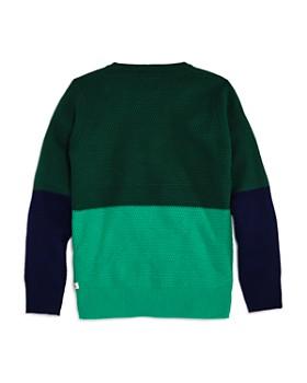 Scotch Shrunk - Boys' Color-Block Textured Sweater - Little Kid, Big Kid