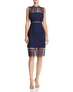 Bardot Mariana Lace Dress