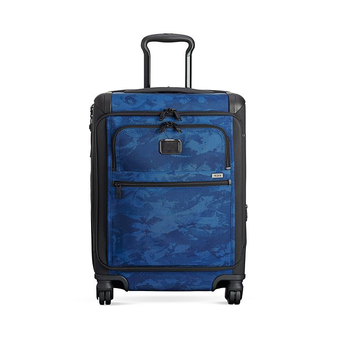 Tumi - Alpha 2 Continental Expandable 4-Wheeled Front Lid Carry-On