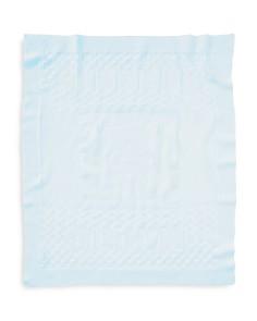 Ralph Lauren - Boys' Bear Pointelle Blanket - Baby