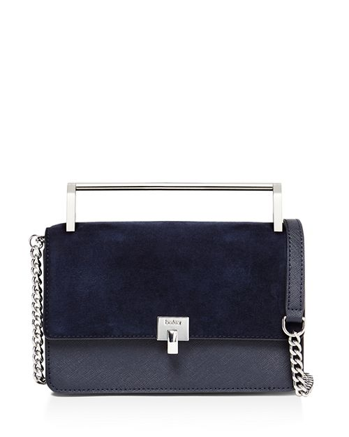 Botkier - Lennox Small Leather & Suede Crossbody