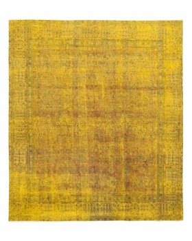 """Solo Rugs - Vintage 8 Hand-Knotted Area Rug, 9' 4"""" x 10' 7"""""""