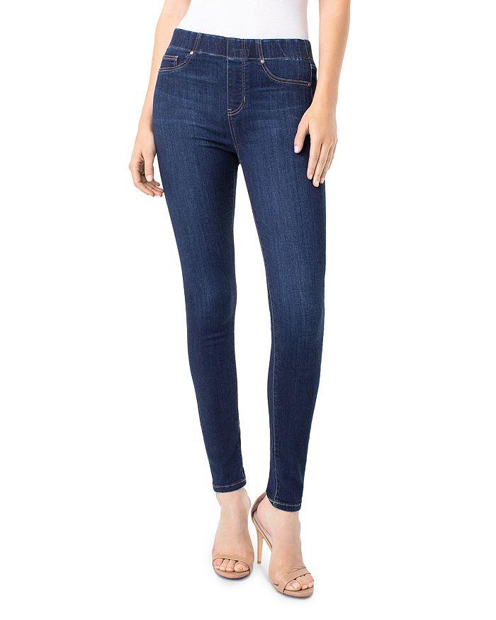 Liverpool Los Angeles - Chloe Legging Jeans in Griffith Super Dark