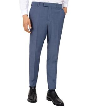 The Kooples - Sweet Fog Slim Fit Wool Trousers