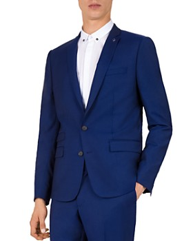 The Kooples - Marine Officer Slim Fit Blazer