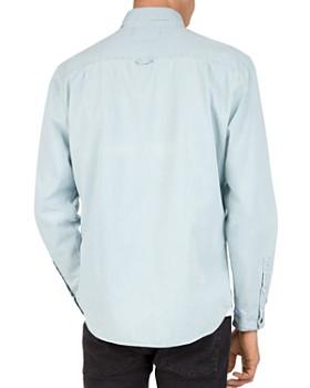 The Kooples - Regular Fit Button-Down Denim Shirt