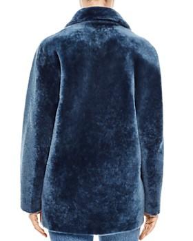 Sandro - Adonis Shearling Coat