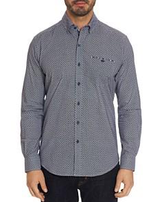 Robert Graham - Carrison Dot-Print Tailored Fit Shirt - 100% Exclusive