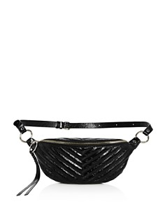 Rebecca Minkoff - Edie Large Leather Sling Belt Bag