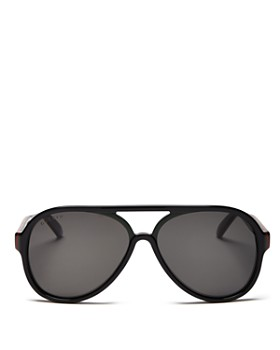 Gucci - Women's Aviator Sunglasses, 57mm