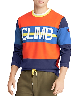 Polo Ralph Lauren Hi Tech Double-Knit Sweatshirt