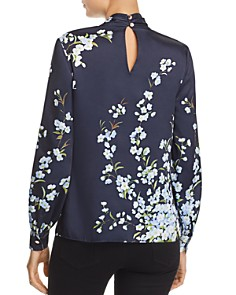 Ted Baker - Narlia Graceful Tie-Neck Silk Blouse - 100% Exclusive