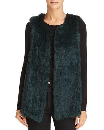 525 - Rabbit Fur Vest - 100% Exclusive