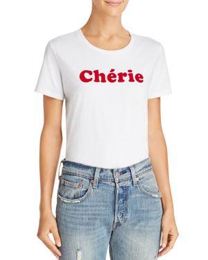 CHERIE GRAPHIC TEE