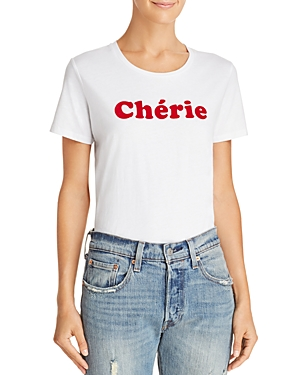 French Connection Cherie Graphic Tee