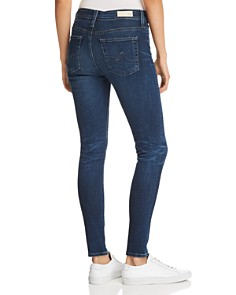 AG - Farrah Ankle Skinny Jeans in 4 Years Deep Willow