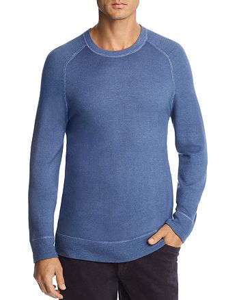 The Men's Store at Bloomingdale's - Garment-Dyed Cashmere Sweater - 100% Exclusive
