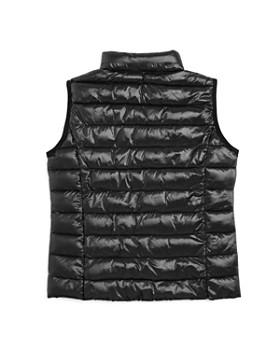AQUA - Girls' Packable Puffer Vest, Big Kid - 100% Exclusive