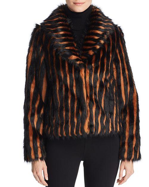 Unreal Jacket Noir Fur Eclipse Solar tg5wCqHOnx