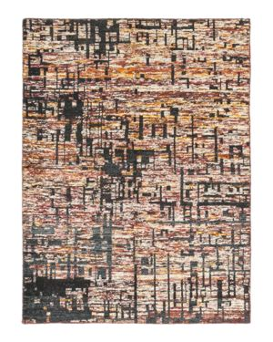 Solo Rugs Modern 8 Hand-Knotted Area Rug, 5' 9 x 7' 10