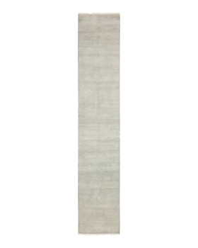 """Solo Rugs - Savannah Hand-Knotted Runner Rug, 2' 5"""" x 13' 7"""""""