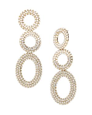 Baublebar Mimi Hoop Drop Earrings