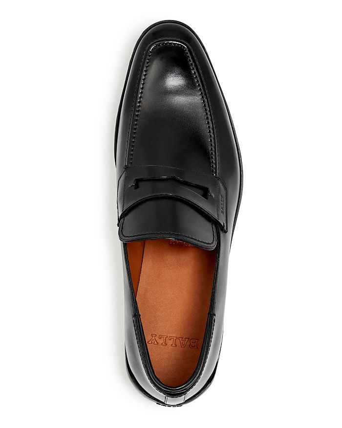 07a85baccb7 Bally - Men s Relon Leather Penny Loafer Drivers