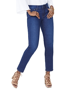 Nydj Plus Sheri Slim Ankle Jeans in Cooper