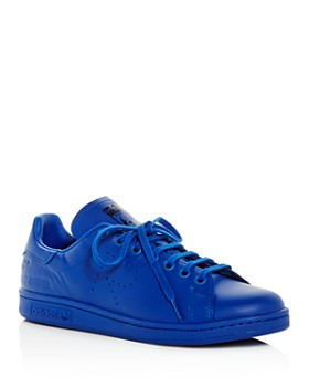 Raf Simons for Adidas - Women's Stan Smith Leather Lace-Up Sneakers