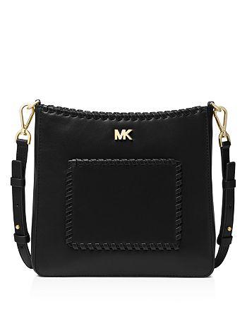 8112085cf413 MICHAEL Michael Kors - Gloria Medium Leather Crossbody