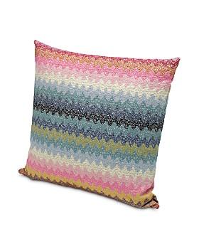 """Missoni - Ventimiglia Decorative Pillow, 20"""" x 20"""""""