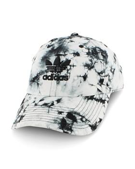 Adidas - Tie-Dye Logo Baseball Cap ... 215e8436245