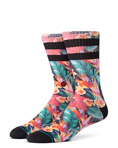 Stance - Pau Tropical-Print Socks