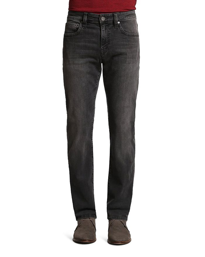 34 Heritage - Courage Soft Comfort Straight Fit Jeans in Coal