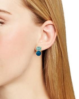 kate spade new york - Multicolor Double Drop Earrings