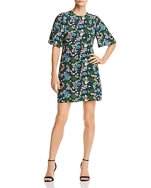 Maje Rimbaud Tropical Floral-Print Dress - 100% Exclusive
