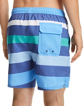 Vineyard Vines - Prep Chappy Striped Swim Trunks