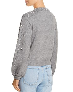 Lucy Paris - Gemma Embellished Sweater