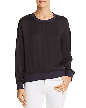 Nation Ltd Shay Drop-Shoulder Sweatshirt