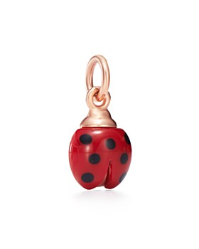 Dodo - Lucky Me to Have You Ladybug Charm