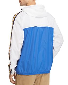 KAPPA - Le Vrai Leon Banda Pullover Color-Block Anorak Jacket