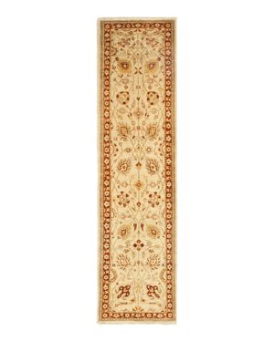 Solo Rugs Oushak 14 Hand-Knotted Runner Rug, 2'5 x 9'8