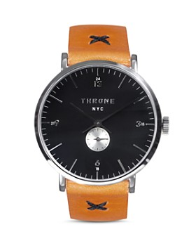 Throne - Ramble 1.0 Natural Classic Watch, 40mm
