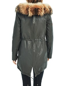 SAM. - Fur Trim Hudson Parka
