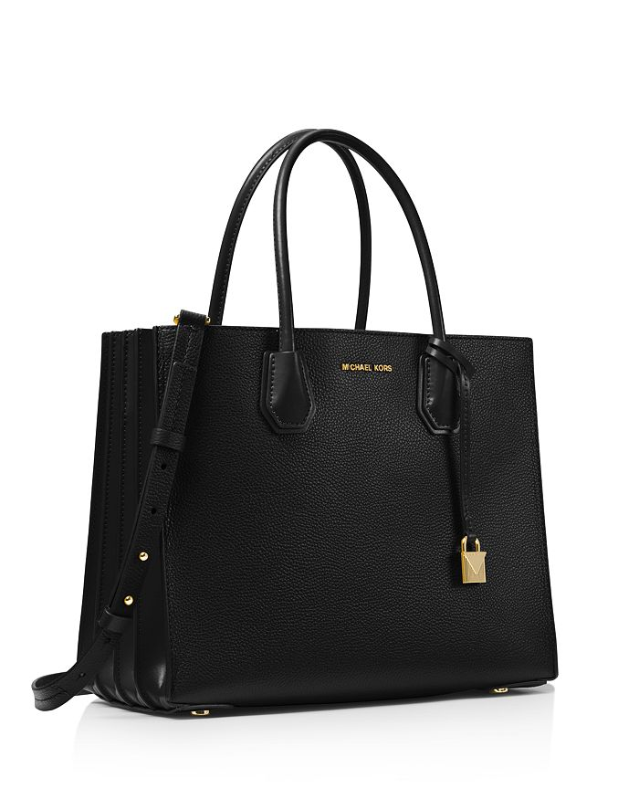 93da5a78ad1c MICHAEL Michael Kors Mercer Large Leather Tote | Bloomingdale's