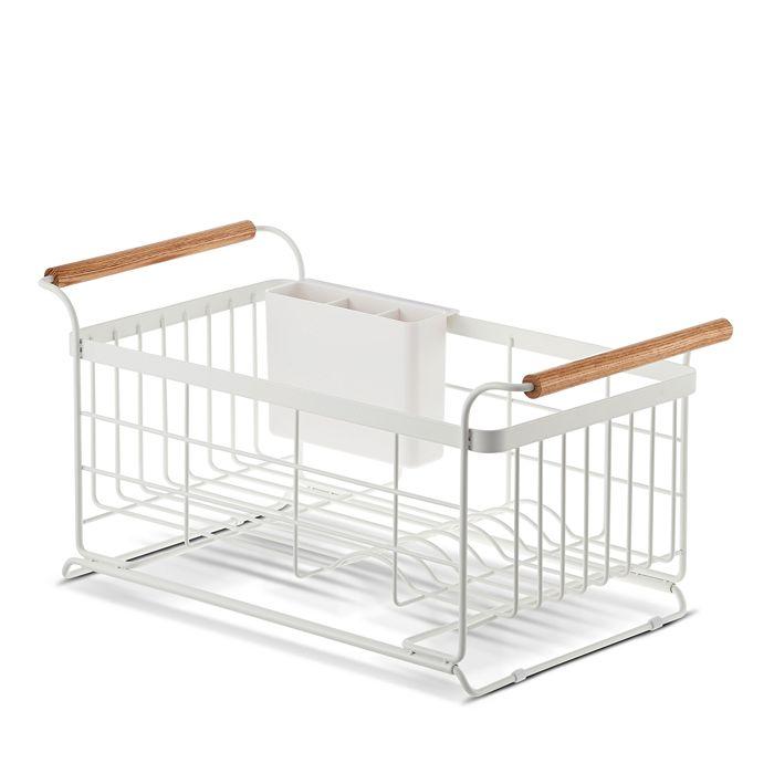 Yamazaki - Tosca Over-The-Sink Dish Drainer Rack